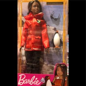 Barbie doll National Geographic